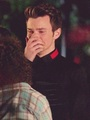 Chris Colfer filming Glee S4! - cory-monteith-and-chris-colfer photo