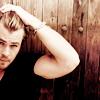 Chris Hemsworth photo containing a portrait titled Chris