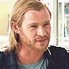 Chris Hemsworth photo containing a portrait entitled Chris