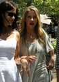 Christina Applegate Promotes FabKids On Extra - christina-applegate photo