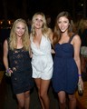 Claire, Candice and Kayla at Nylon Magazine and Tommy Girl Annual May Young Hollywood Party (2012)