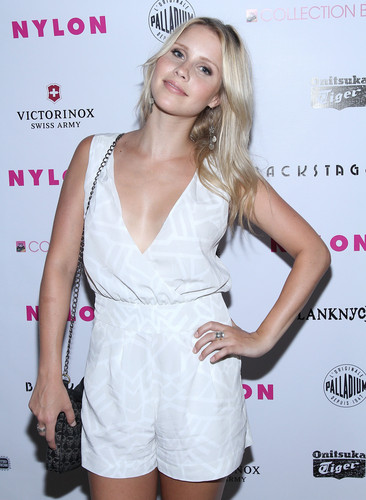 Claire at Nylon Magazine and Tommy Girl Annual May Young Hollywood Issue Party (2012)