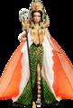 Cleopatra by Linda Kyaw - cleopatra fan art