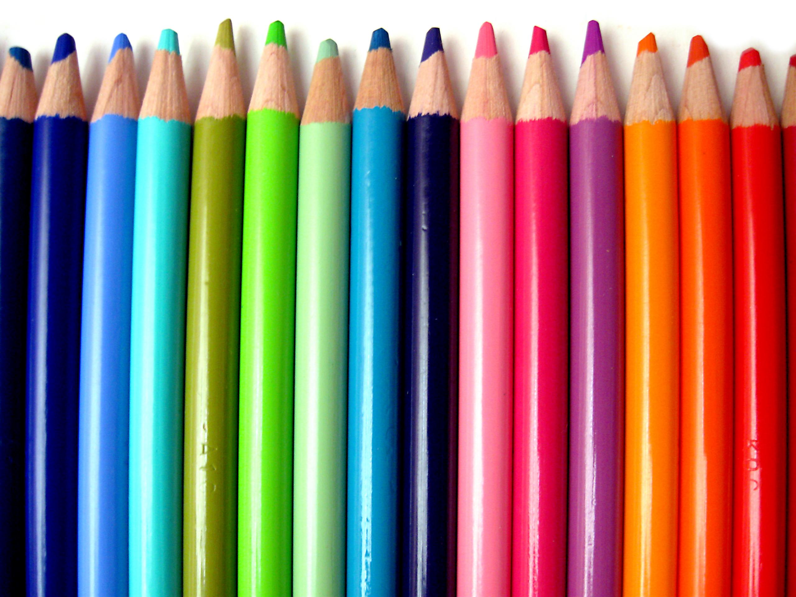 color pencils misspansea photo 31912091 fanpop