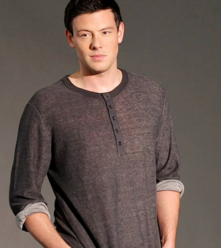 Cory Monteith zorro, fox photoshoot 2012!