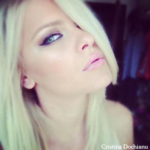 Cristina Dochianu beautiful romanian TV women romanians