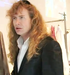 Dave Mustaine Icon
