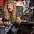 Dave Mustaine - megadeth photo