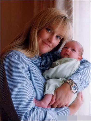 Debbie Rowe & Paris Jackson