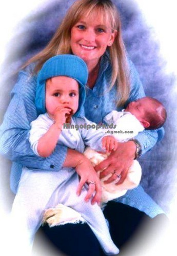 Debbie Rowe, Prince & Paris