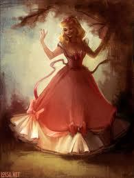 Deviant Art Cinderella