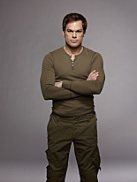 Dexter wallpaper probably with a well dressed person and a business suit titled Dexter - Season 7 - Cast Promotional Photo