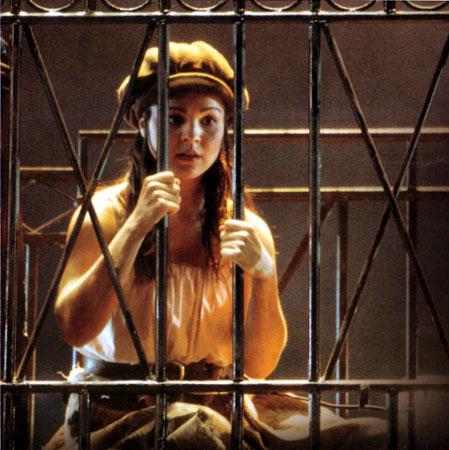 Diana Kaarina as Eponine