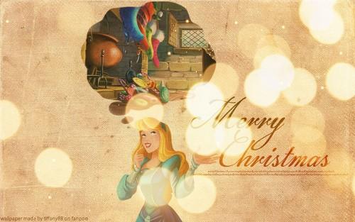 डिज़्नी Princess Chritmas