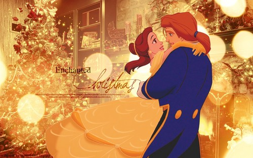 Disney Princess Chritmas