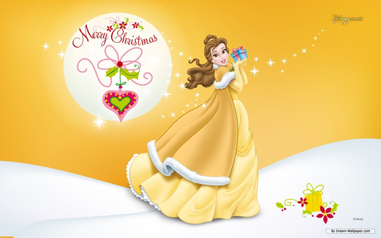 Disney Princess Christmas images Disney Princess Chritmas HD ...