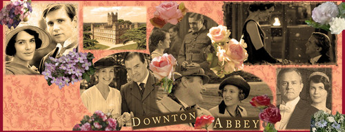 Downton Abbey couples facebook timeline cover