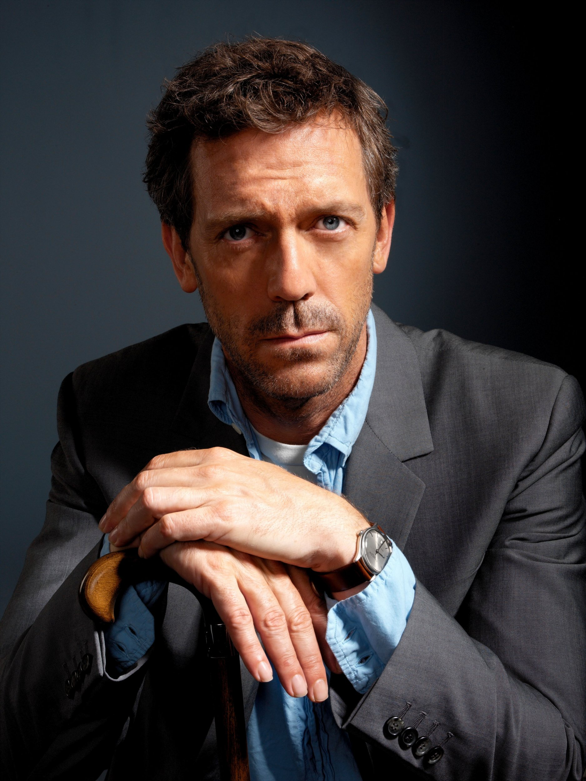 dr gregory house Hugh laurie played dr gregory house md, a world-renowned doctor known for his unique genius ability to diagnose complex medical cases that no other doctor could solve.