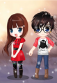 Dressup24h - Little Couple Baby Dress Up