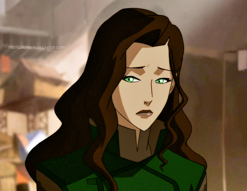 Earth Kingdom Asami