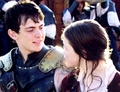 Edmund and Lucy in Voyage of the Dawn Treader