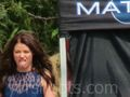 Em on set [OUAT] - emilie-de-ravin photo