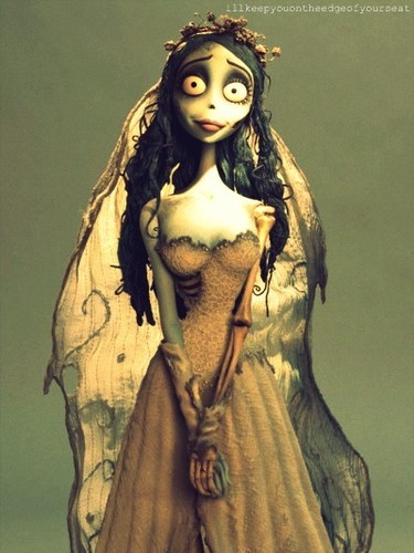 Corpse Bride wallpaper titled Emily
