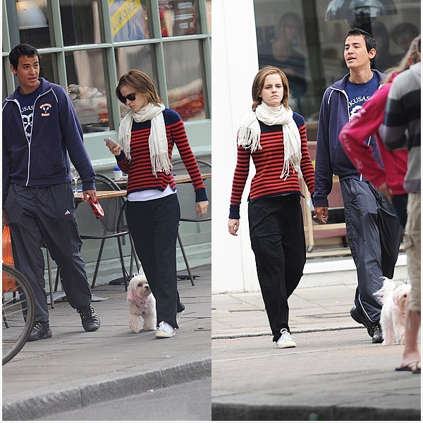 Emma and Will
