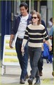 Emma and boyfriend Will Adamowicz in London - emma-watson photo
