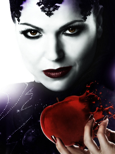 The Evil Queen/Regina Mills wallpaper entitled Evil Queen - Once Upon A Time