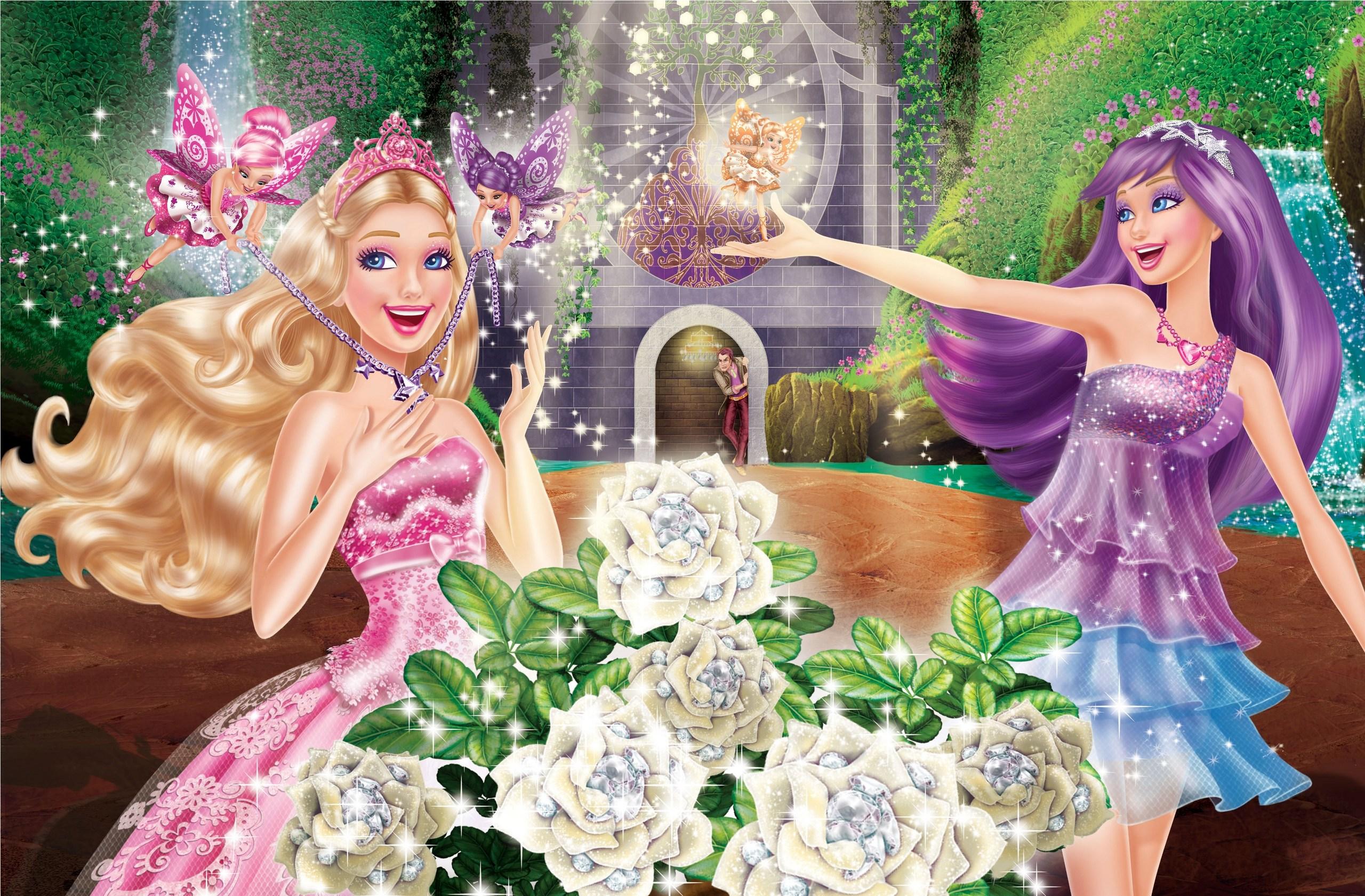 Барби принцесса и поп 24 фотография