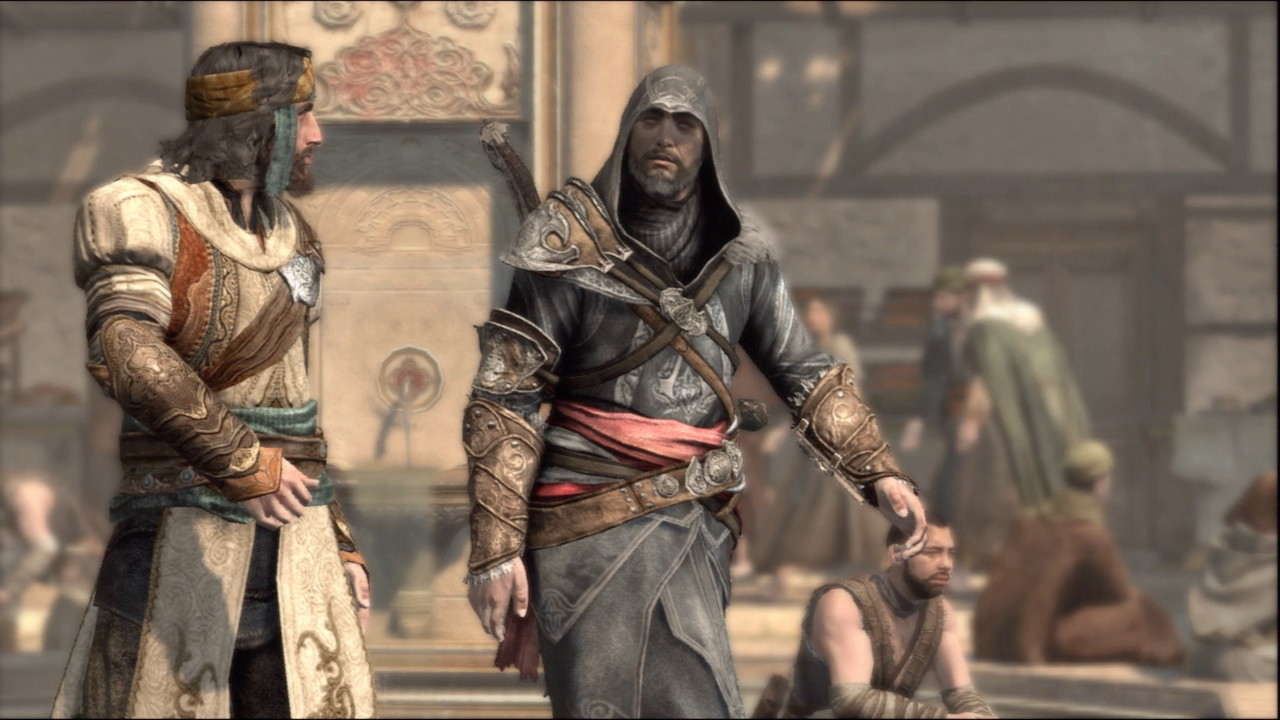 Ezio And Yusuf The Assassin S Photo 31994865 Fanpop