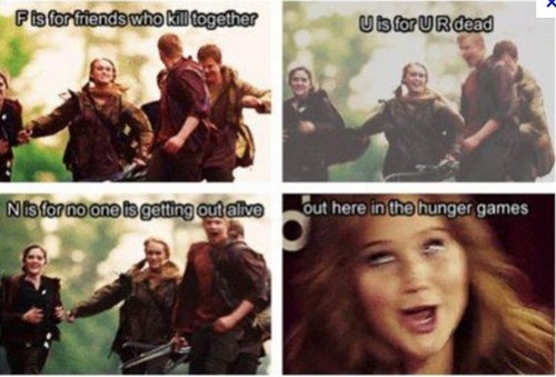 f u n the hunger games photo 31900066 fanpop fanclubs the hunger games fun for the whole family the big debate 500x339