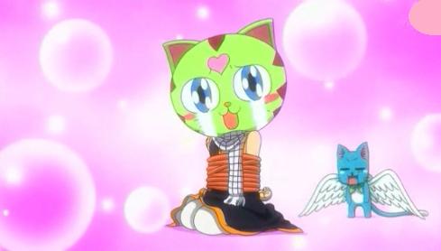 Fairy Tail Natsu funny time..