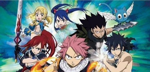 Fairy Tail wallpaper with Anime entitled Fairy Tail..!!