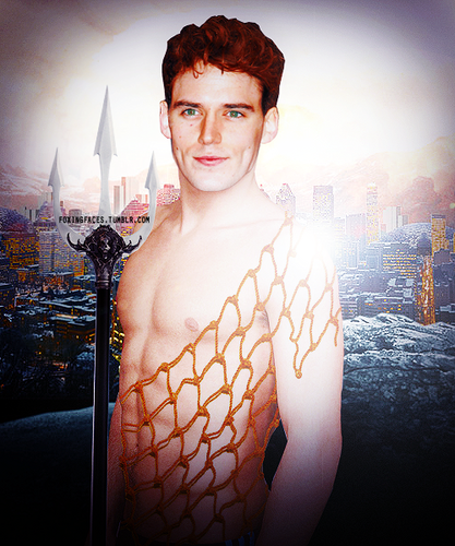 The Hunger Games wallpaper entitled Finnick