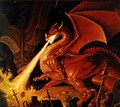Fire Dragon - griffins-and-dragons photo