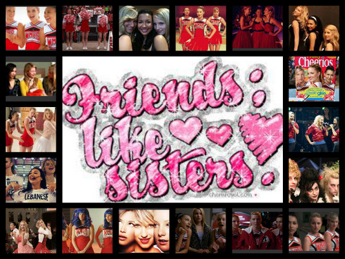 Glee images Friends ! wallpaper and background photos
