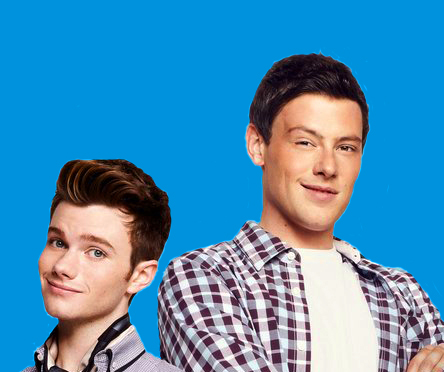 Furt S4 promotional photos! - cory-monteith-and-chris-colfer Fan Art