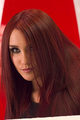 Garnier 100% Color (Dulce Maria) - Photoshoot - rbd-band photo