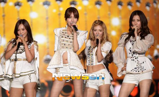 Girls' Generation at 14th Korea-China Festival 2012