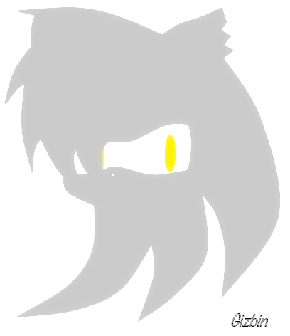 Sonic fan Characters wallpaper entitled Gizi logo