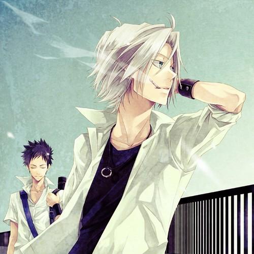 Gokudera and Yamamoto~