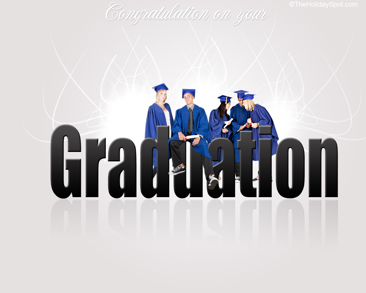 High school graduation images - 150.7KB