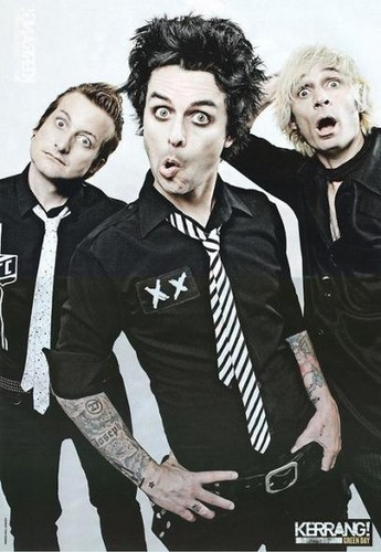 Green Day!!!! <3