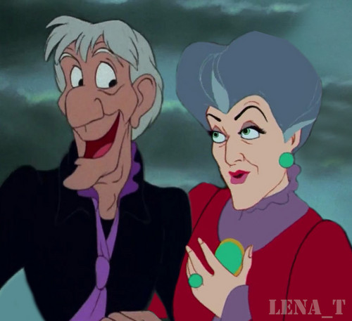 Grimsby and Lady Tremaine