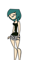 Gwen's new look - total-drama-island fan art