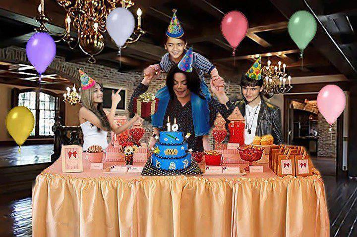 Happy 543th birthday Michael <3