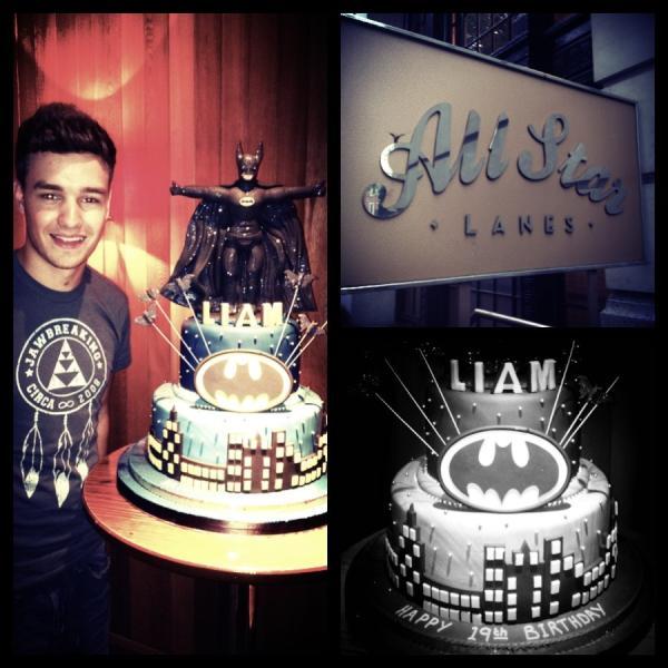 Happy Birthday Liam!! - Liam Payne Fan Art (31987817) - Fanpop