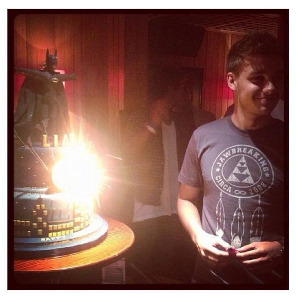 Happy Birthday Liam!! - Liam Payne Fan Art (31987825) - Fanpop